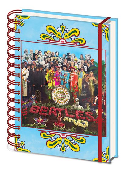 The Beatles (Sgt. Pepper's Lonely Hearts)