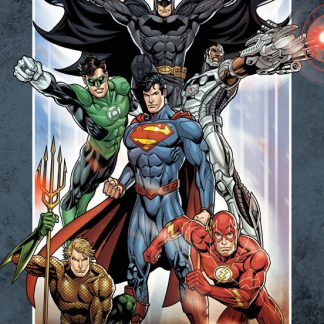 DC Comics Justice League Group