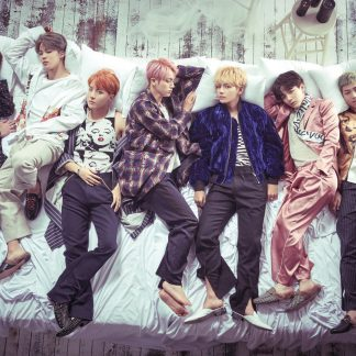 BTS: Group Bed