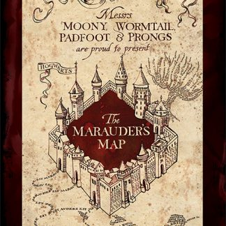 Harry Potter (The Marauders Map)