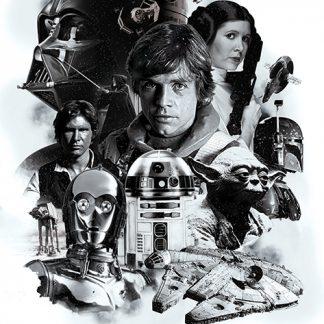 Star Wars 40th Anniversary - Montage