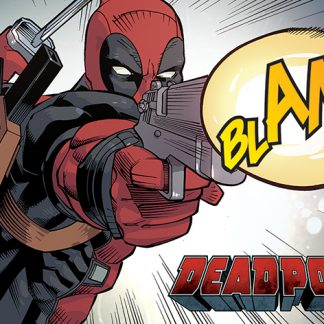 Deadpool Blam
