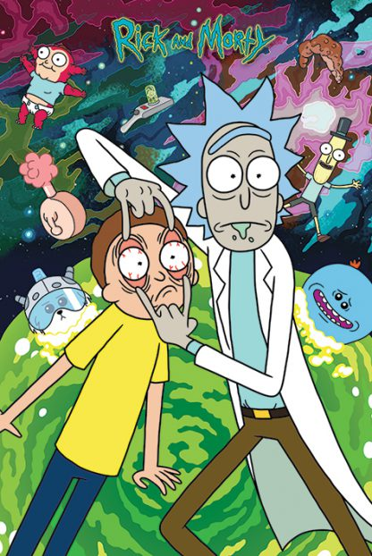 Rick and Morty: Watch