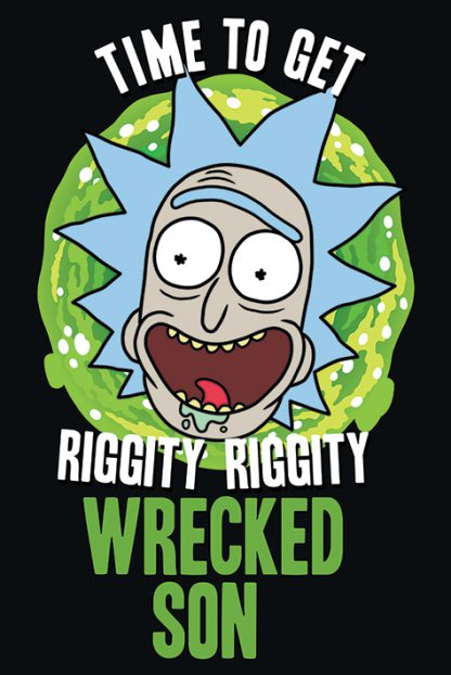 Rick and Morty :Wrecked Son