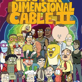 Rick and Morty: Stars of Interdimensional Cable