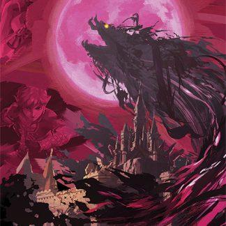 The Legend of Zelda Breath Of The Wild Ganon Blood Moon