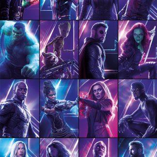 Avengers - Infinity War- Heroes