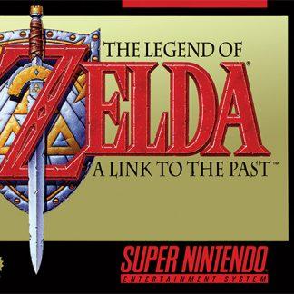 Super Nintendo Zelda