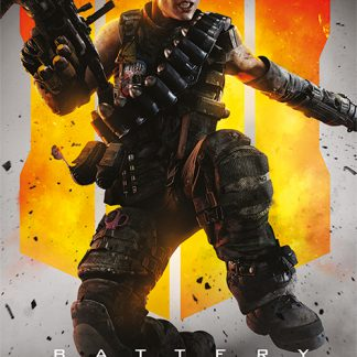 Call of Duty: Black Ops 4 Battery