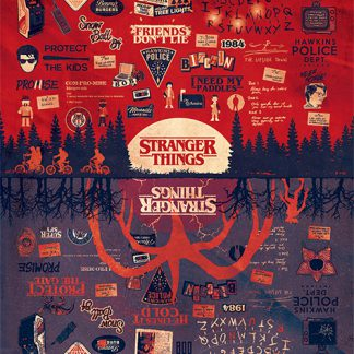 Stranger Things: The Upside Down