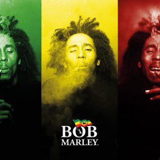 Bob Marley: Tricolour Smoke