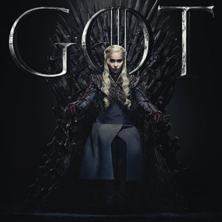 Game of Thrones Daenerys For The Throne