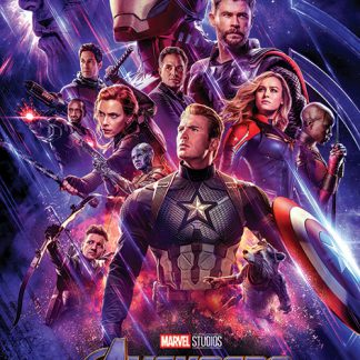 Avengers Endgame Journey's End