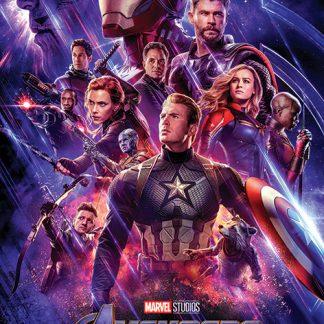 Avengers Endgame Journey's End