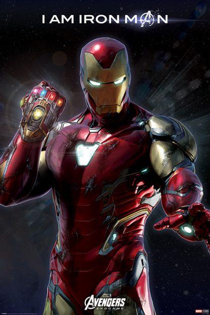 Avengers Endgame: I Am Iron Man