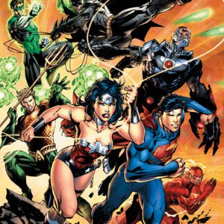 justice league charge