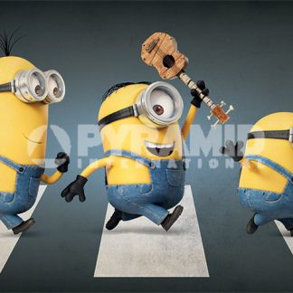 Minions Abbey Road