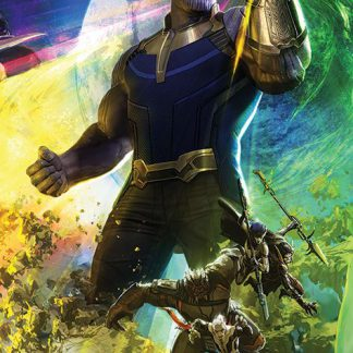 Marvel Avenger Infinity War Thanos