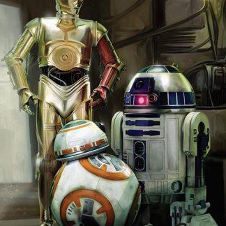 Star Wars EP7 Droids