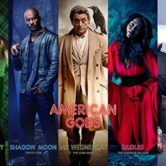 American Gods: Collage