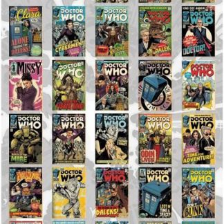 Doctor Who Comics Compilation