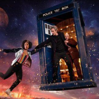 Dr. Who Season 10 Iconic