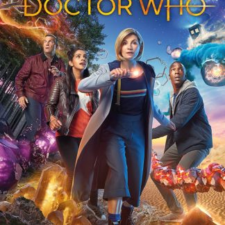 doctor who group poster