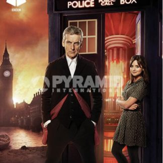 Doctor Who London Fire