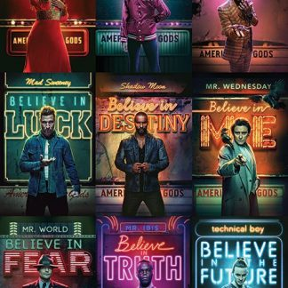 American Gods: Characters