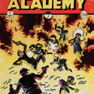 The Umbrella Academy - School is in Session